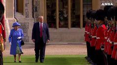 Trump, prima visita di Stato a Londra il 3-5 giugno