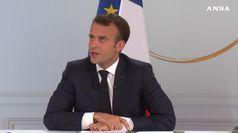 Francia, ecco il piano Macron
