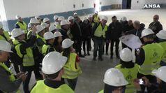 Universiadi, delegati visitano strutture nel Salernitano