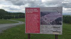 Woodstock 50 anni dopo, resta una spianata silenziosa
