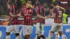 Milan e' in corsa Champions