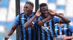 Calcio: Atalanta terza, Milan sogna