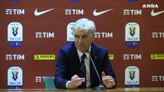 Coppa Italia, Gasperini: