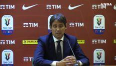 Coppa Italia, Inzaghi:
