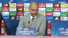 Smentita su Guardiola, giu' titolo Juve