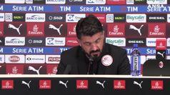 Terremoto Milan, lasciano Gattuso e Leonardo