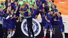 Il Chelsea di Sarri batte l'Arsenal e vince l'Europa League