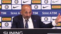 Spalletti non e' piu' il tecnico dell'Inter
