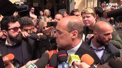 Zingaretti: con crisi di governo si vada al voto