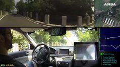 Via libera a sperimentazione veicoli guida autonoma
