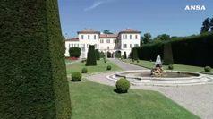 Mostre: personale Sean Scully a Villa Panza a Varese