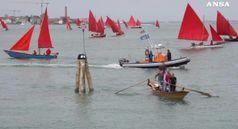 Red Regatta, a Venezia vele rosse per citta' e ambiente