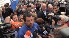 Salvini: 26 maggio sara' referendum sulla Lega