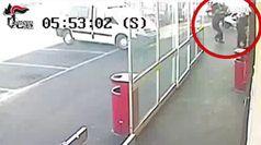 Preso basista dell'assalto a un portavalori del giugno 2018