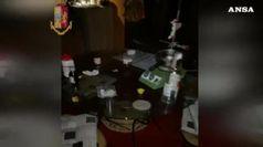 Pen-drive esplosa in procura a Trapani, un arresto