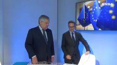 Tajani: da elezioni deve uscire un juovo slancio per l'Europa