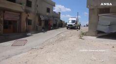 Raid russi e siriani su Idblib oltre 20 civili morti