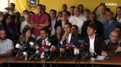 Guaido' ammette: militari non con noi