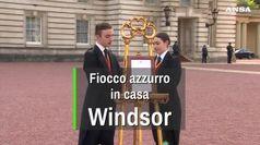 Fiocco azzurro in casa Windsor