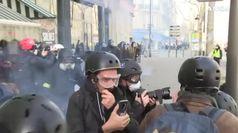Presa ostaggi a Tolosa, 'milizia dei gilet gialli'