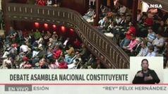 In Venezuela revocata immunita' a 7 parlamentari