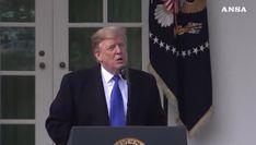 Trump mai cosi' popolare negli Usa