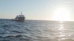 Guardacoste della Tunisia soccorre 46 migranti su un barcone