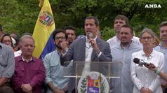 Venezuela, Guaido' chiede cooperazione militare estera