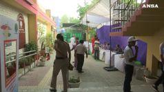 India: seggi aperti  per rinnovo Parlamento