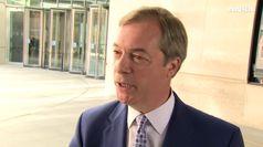 Boom di Farage nei sondaggi, panico a Londra e Bruxelles