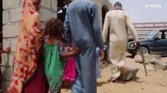 Nel mondo 1 bambino su 5 vive in zone di guerra