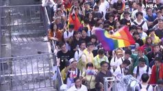 Taiwan dice si' alle nozze gay