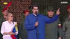 Maduro: conversazioni a Oslo iniziate 'col piede giusto'