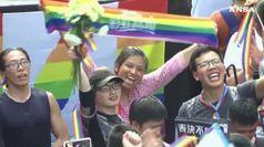 Taiwan legalizza le nozze gay, e' il primo Paese in Asia