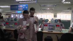 A Taiwan boom di matrimoni gay