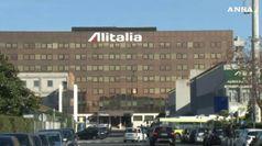 Alitalia: si prende tempo su proroga. Sciopero 21 maggio