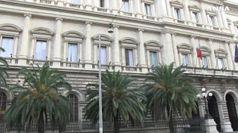 Monito Bankitalia, aumentano rischi di stabilita' finanziaria