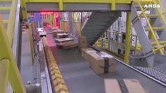 Amazon, 25 dollari a chi accetta di farsi scannerizzare