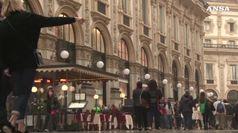 Milano-Roma costose da vivere, ma cappuccino e' low cost