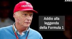 Addio a una leggenda della Formula 1