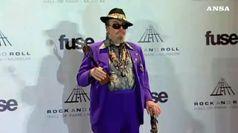 Morto il cantautore blues americano Dr. John