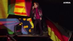 Mick Jagger torna sul palco dopo l'intervento al cuore