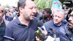 Calcio: Milan; Salvini
