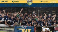 Verona promosso in serie A