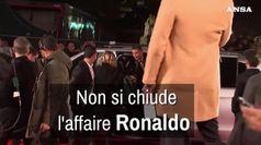 Non si chiude l'affaire Ronaldo