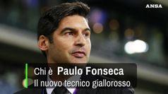 Chi e' Paulo Fonseca