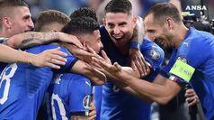 Euro 2020, Italia-Bosnia 2-1