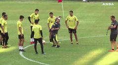 Maradona lascia i Dorados dovra' essere operato