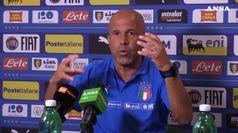 Esordio con vittoria per Italia under 21