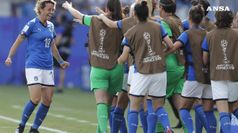 Mondiali femminili, Italia batte Cina e va ai quarti